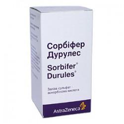 Sorbifer Durules tab N50 +%