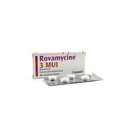 Rovamycin tab 3mln UI N10