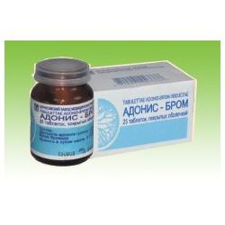 Adonis brom 600mg N25 (Borisov)
