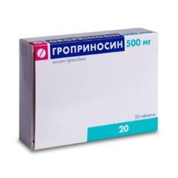 Groprinosin comp. 500mg N20