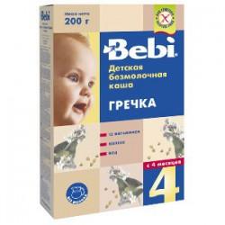 Bebi terci f/lapte hrisca 200gr