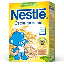 Nestle terci de ovaz fara lapte 200gr