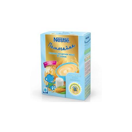 "Nestle terci ""8 злаков"" cu iaurt 200gr"