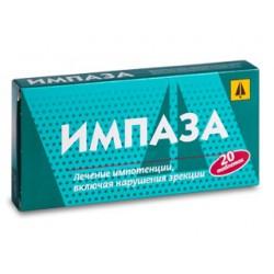 Impaza N comp.homeop. N20