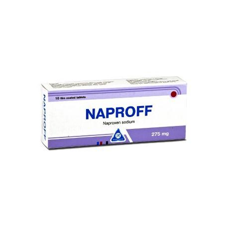 Naproff comp. film. 275mg N10