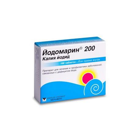 Iodomarin tab. 200mcg N100