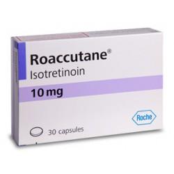 Roaccutane caps. 10 mg N30
