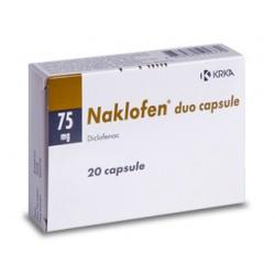 Naclofen-DUO caps 75mg N20