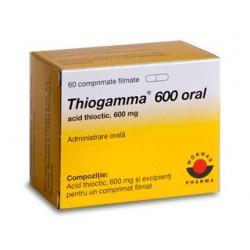 Thiogamma tab. 600mg N60