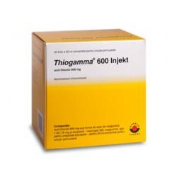 Thiogamma-600 inj 600mg/20ml  N20