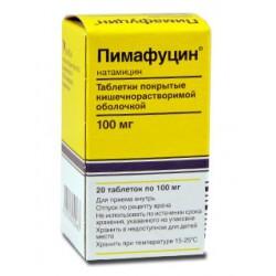 Pimafucin tab 100mg N20