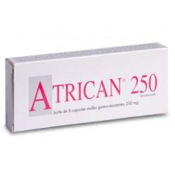 Atrican caps 250mg N8