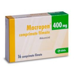 Macropen tab 400mg N16