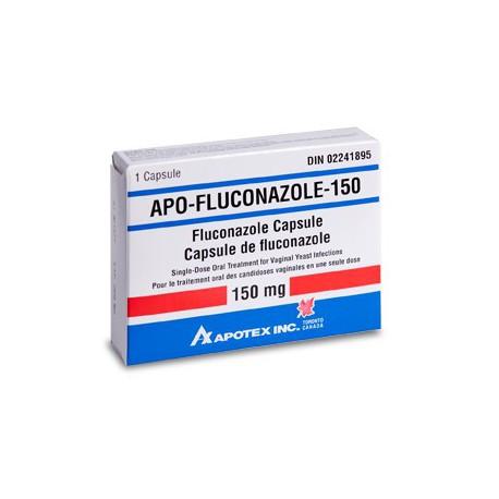 Apo Fluconazol Caps 150 Mg N1 Apote Lekarstva