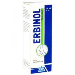 Erbinol spray 20ml