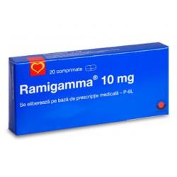 Ramigamma comp. 10mg N20