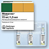Prospect Medicament - MOVALIS