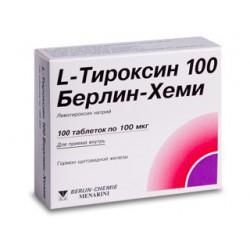 L-Thyroxin-100 BC tab N100