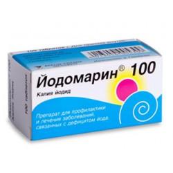 Iodomarin tab. 100mcg. N100