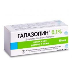 Galazolin sol 0.1% 10ml (Polfarma)