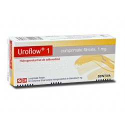 Uroflow comp.film. 1 mg N28