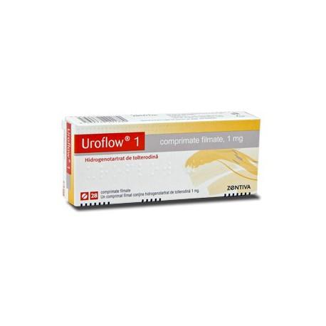 Uroflow comp.film. 1 mg N28