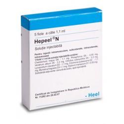 Hepeel fiole 1.1 ml N5