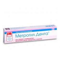 Metrogil Denta gel 1% 20g