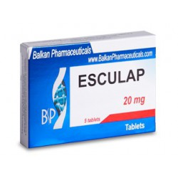 Esculap comp. 20 mg N5
