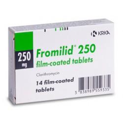 Fromilid tab 250mg N14