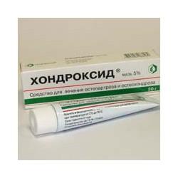 Hondroxid ung 5%30g(Nijfarm)