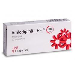 Amlodipina LPH comp. 10mg N30