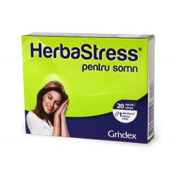 Herbastress pentru somn caps. N20