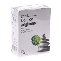 Ceai Anghinare 60 gr (Alevia)