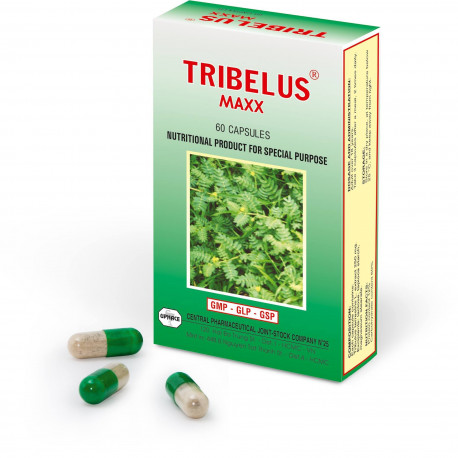 Tribelus caps N60