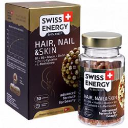 Swiss Energy Hair&Nail&Skin caps. N30
