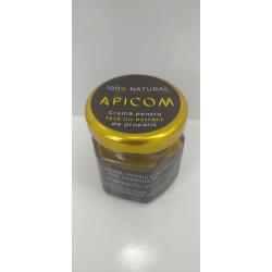 Apicom crema pt fata cu extract de propolis 30gr