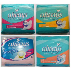 Absorb Always DUO Ultra Sensit. N20 *