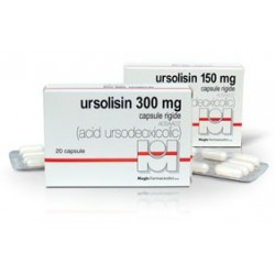 Ursolisin 300 mg N20 caps