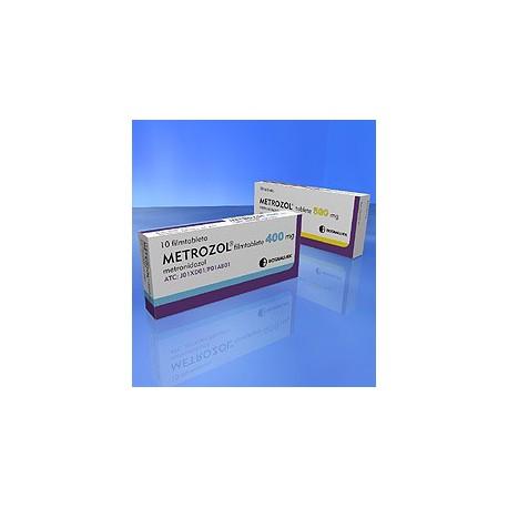 Metrozol tab. 500mg N20