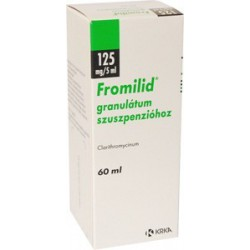 Fromilid susp.orala 125mg/5ml 60ml