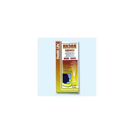 Nazol Advance spray 15ml