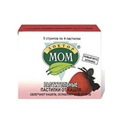 Doctor MOM tab capsuna N20
