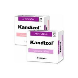 Kandizol caps 50mg N7