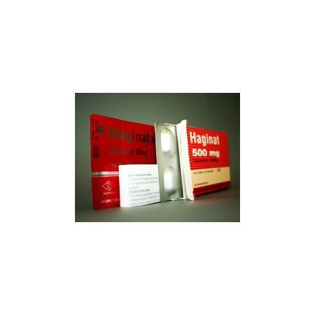 Haginat (Cefuroxim) 500 mg N10