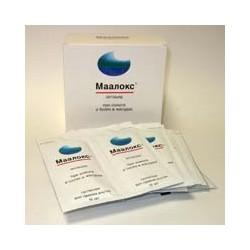 Maalox Susp. orala 15 ml N30