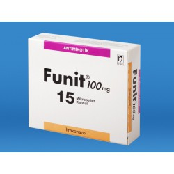 Funit caps 100mg N15 (Nobel)