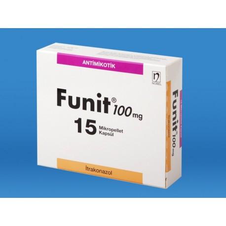 Funit caps 100mg N15 (Nobel)