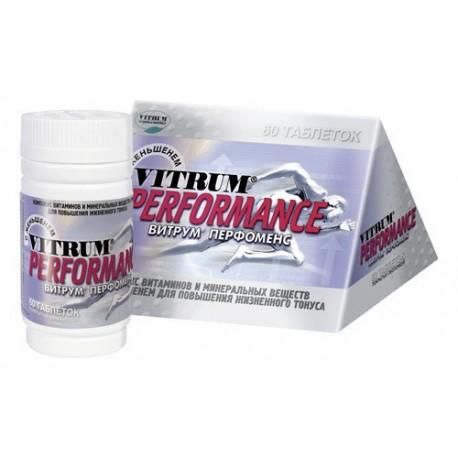 Vitrum Performance tab N60