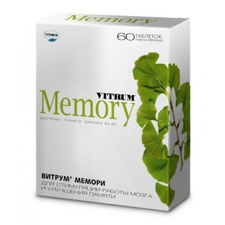 Vitrum Memory comp. film. N60